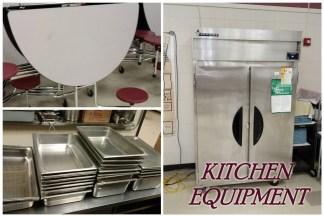 OMS Kitchen Equipment
