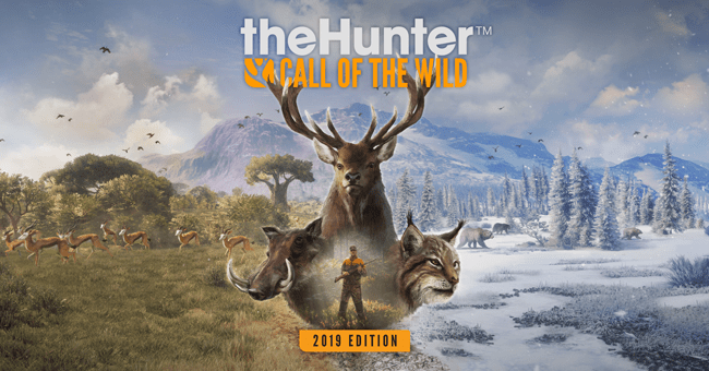 Hunter Call of the wild GOTY edition announced 2