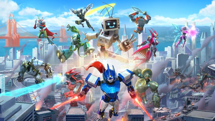 Override: Mech City Brawl  PS4 review