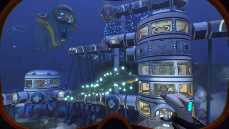 Subnautica PS4 review 3