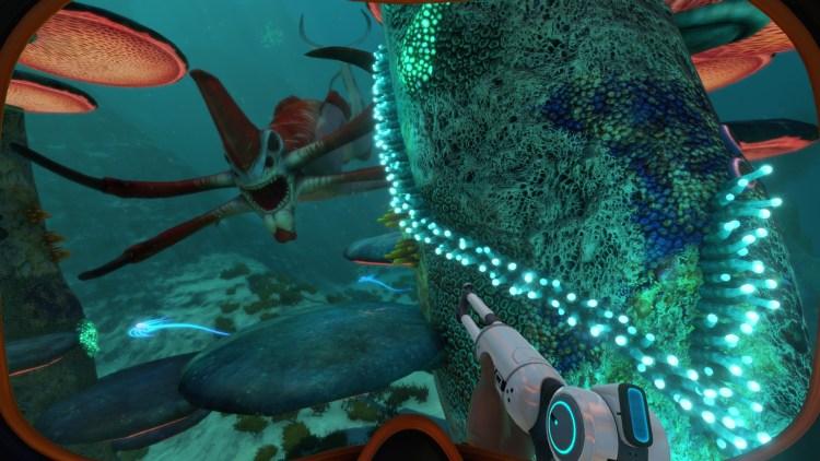 Subnautica PS4 review 4