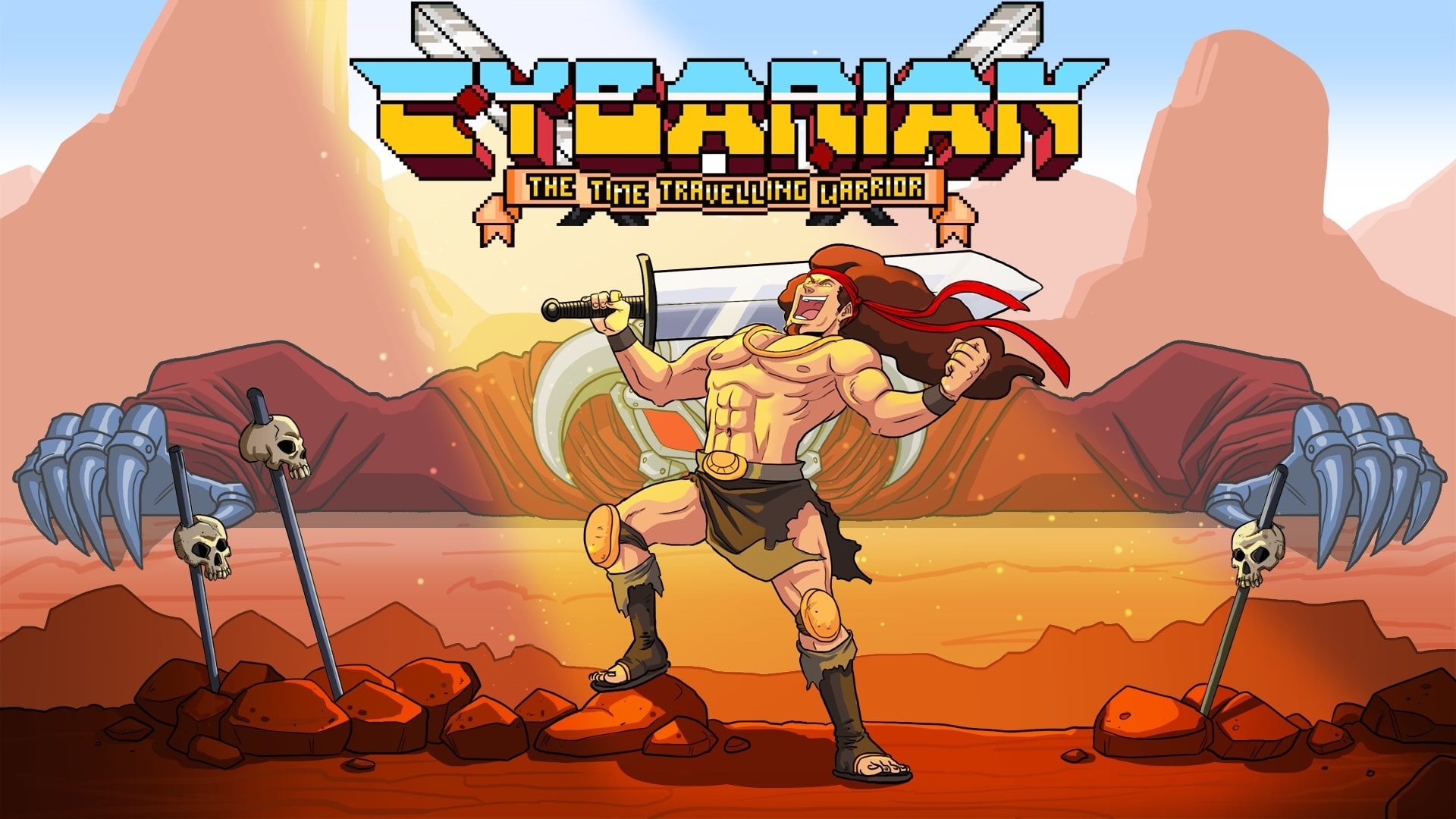 Cybarian: The Time Traveling Warrior Review for PlayStation 4 - Demon Gaming