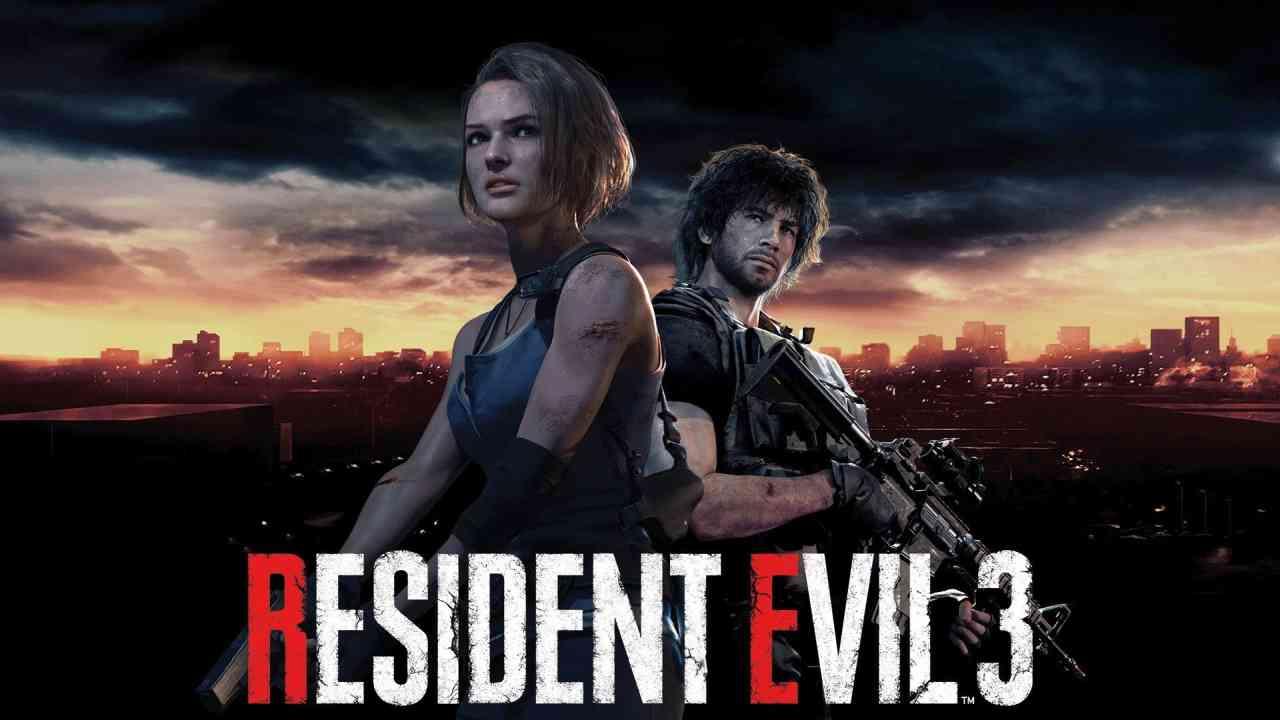 resident evil 3 wallpaper 2560x1440