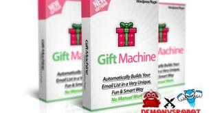 Gift Machine + OTOs