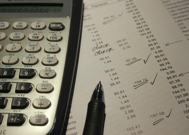 paper and calculator