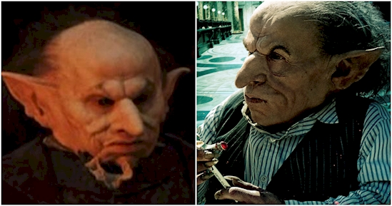 Dcouvrez ces 11 personnages de Harry Potter qui ont t interprts par 2 acteurs diffrents