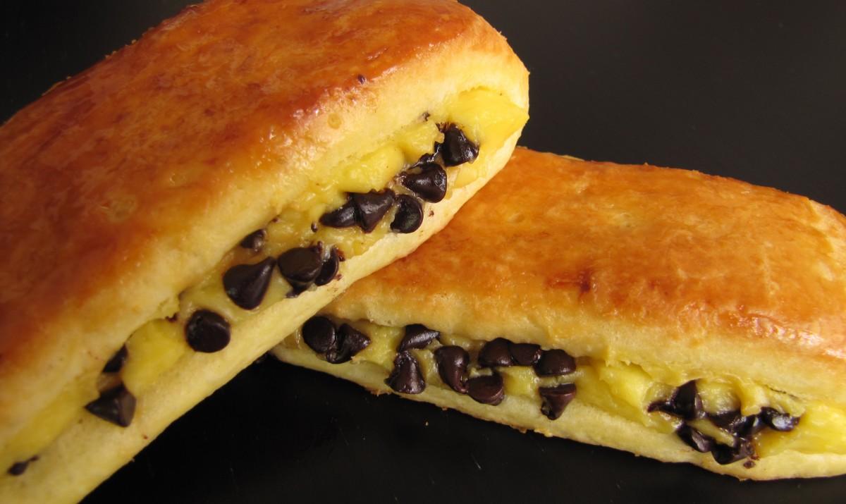 La recette du jour  la brioche suisse au chocolat et  la crme ptissire comme  la boulangerie