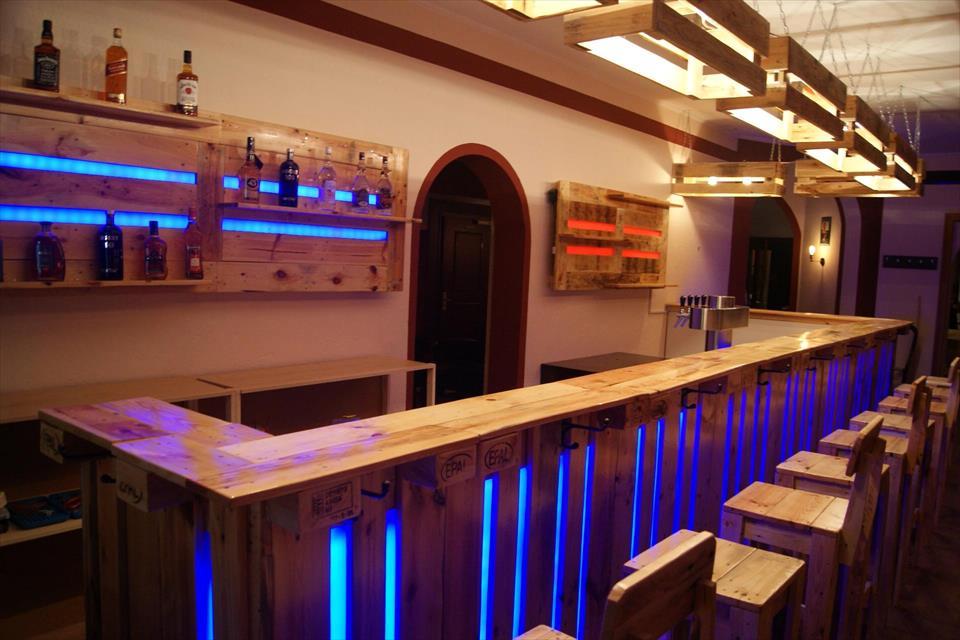 Creer Un Comptoir Bar Cuisine