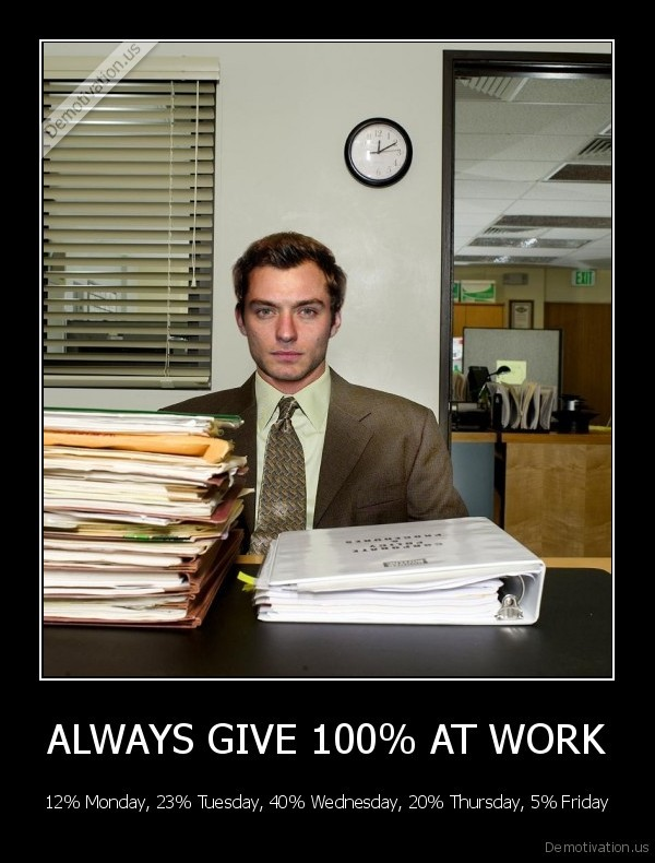 always give 100 at