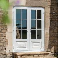 uPVC french doors   Double doors   Inspire