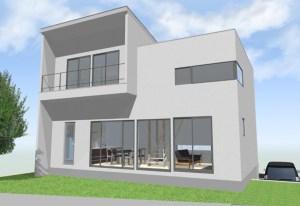 間取りデザイン06|明るい家族が過ごす明るく気持ちの良い家