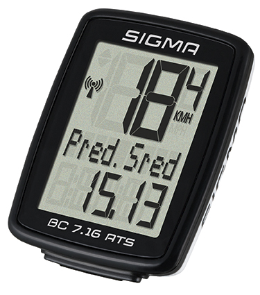 Kolesarski števec SIGMA 7.16 ATS