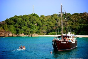 Liveaboard in Similan