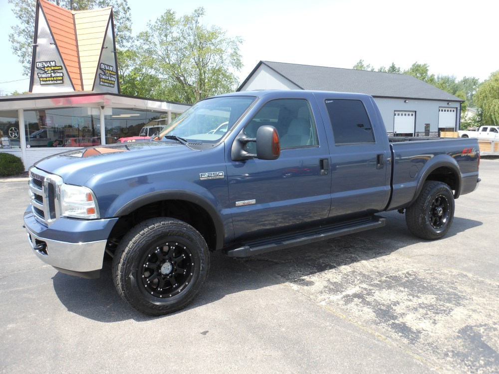 medium resolution of  4 4 crew cab factory brake controller tow package power windows locks and mirrors am fm cd bed liner running boards
