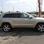 For Sale 2011 Jeep Grand Cherokee Overland Summit 4wd Denam Auto Trailer Sales Michigan