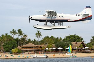 Pacific Island Air, Helicopters (Fiji)