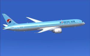 Korean Air 787