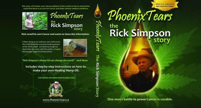 Image result for rick simpson Phoenix Tears