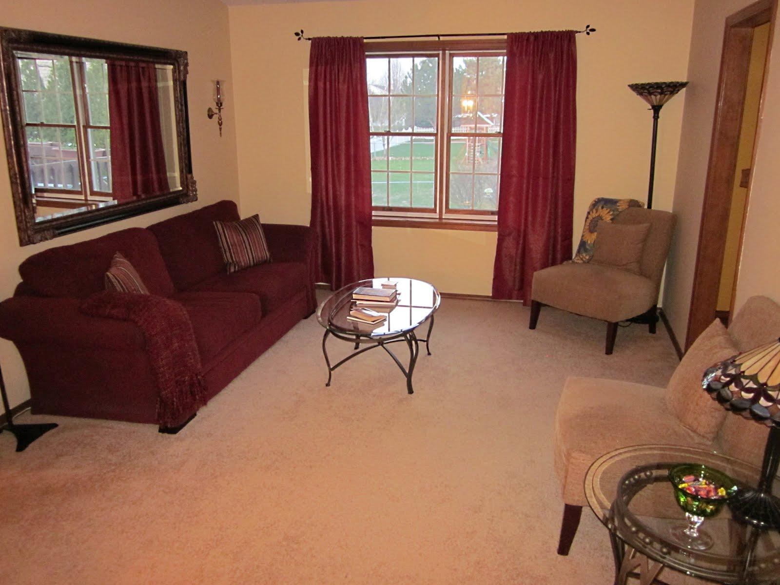 Houselivingroom  Denbesten Real Estate  Bloomington
