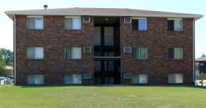 Larry Court one mile north of ISU