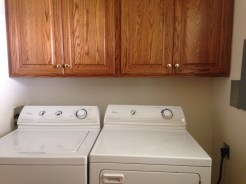 Meadowbrook laundry room