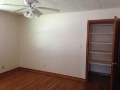 Meadowbrook bedroom 3 and shelf closet