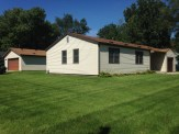 225 Meadowbrook front and side yard