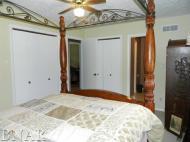 Bedroom Has a Ceiling Fan
