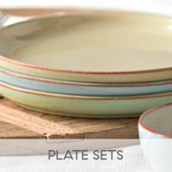 Kitchen Plates Best Countertops Sets Denby Pottery Includes Dinner Small Medium And Extra Large As Well Plate Available In All Your Favourite Designs