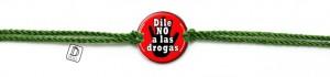 seda trenzada -contra las drogas-