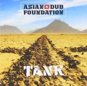 Tank - ADF - front