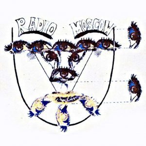 Radio Moscow - 3 & 3 Quarters