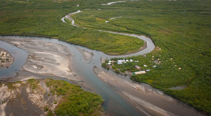 Alaska West Camp