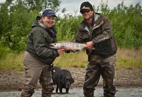 Alaska West Chum Salmon