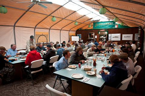 Alaska West Dining Tent