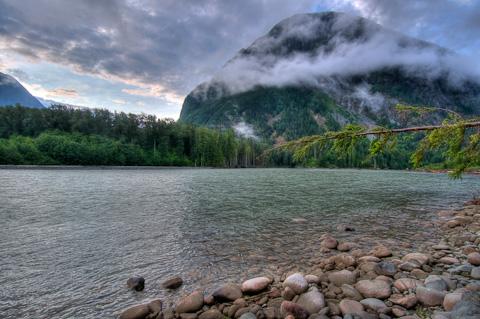 Dean River - BC West
