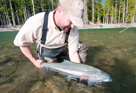 Fishing license information for the dean river for Do kids need a fishing license