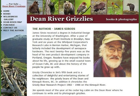 Here's Jim!  Photo: deanrivergrizzlies.com