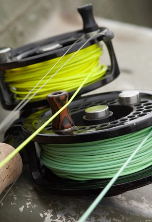 Hear about rods! And reels!  And lines!  Photo: Cameron Miller