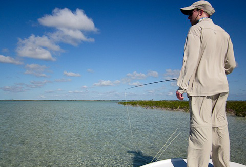 Andros South Fishing Report December 2010-2