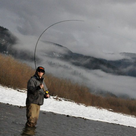 Spey Casting - Sweep