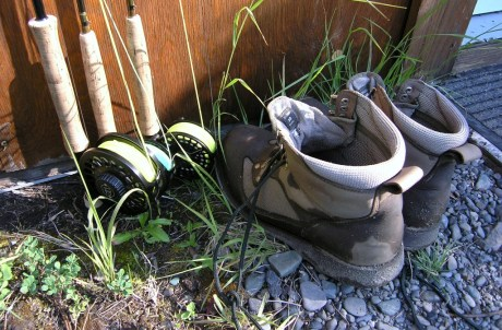 Clean Your Wading Gear