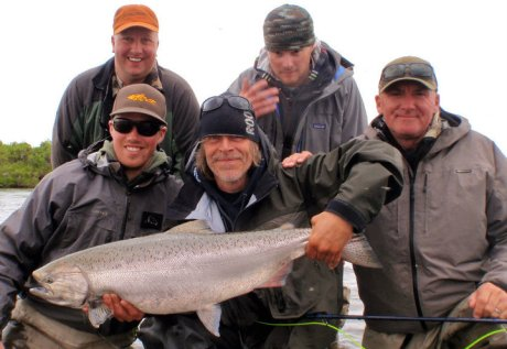 King Salmon - Alaska