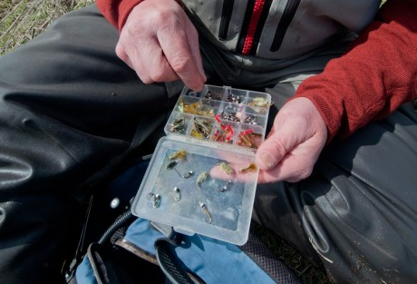 Lake Fly Selection