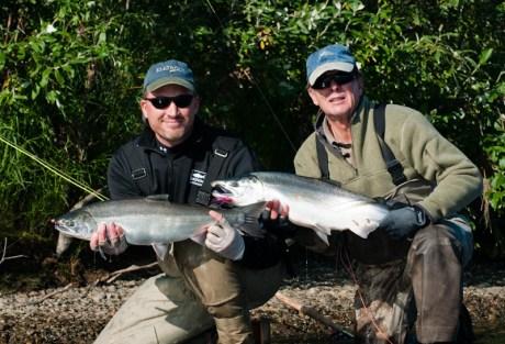 Silver Salmon - 5 Reasons