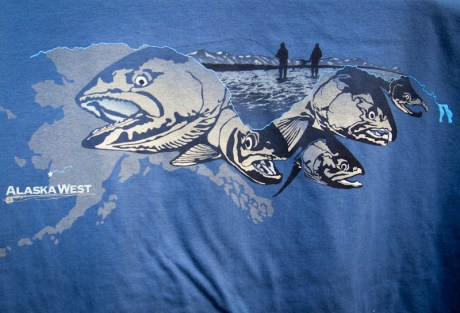 Alaska T Shirt Winner