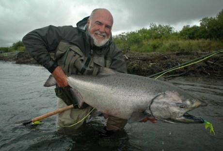 Early Season King Salmon