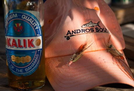 Kalik, Bonefish Flies, Hat