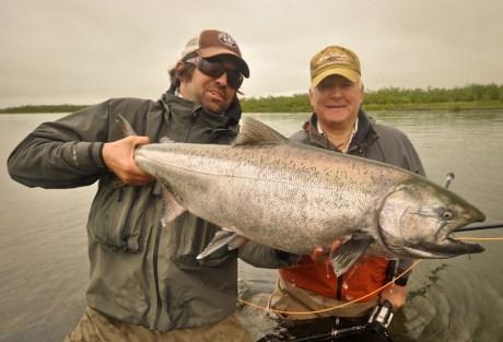 Big King Salmon