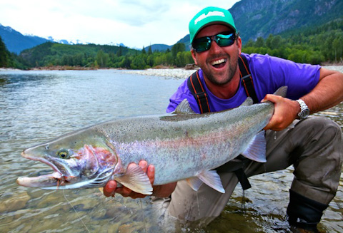 Temple Dry Fly Steelhead